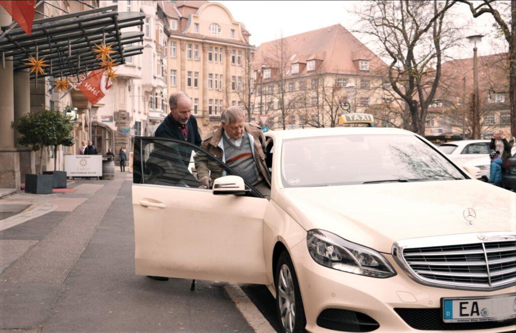 Hilfe Einstige Taxi2